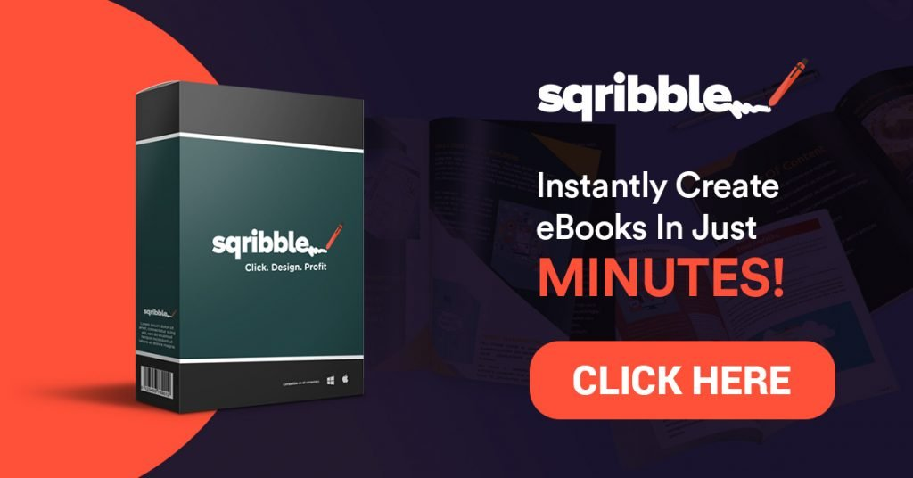 Sqribble Review + Coupon Details + OTOs & Upsell details + Special $10K Bonuses + $300 Sqribble Bonuses + The #1 Ebook Creator Software