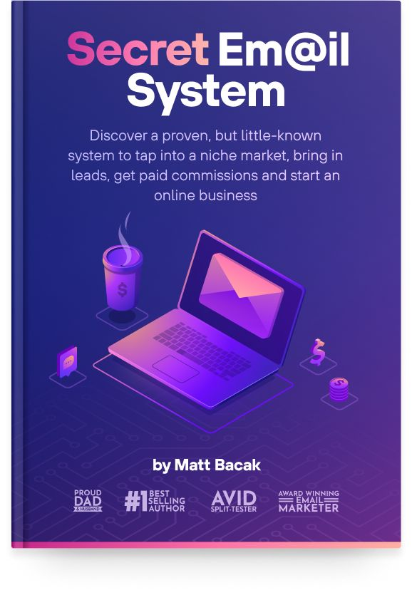 Secret-Email-System-features