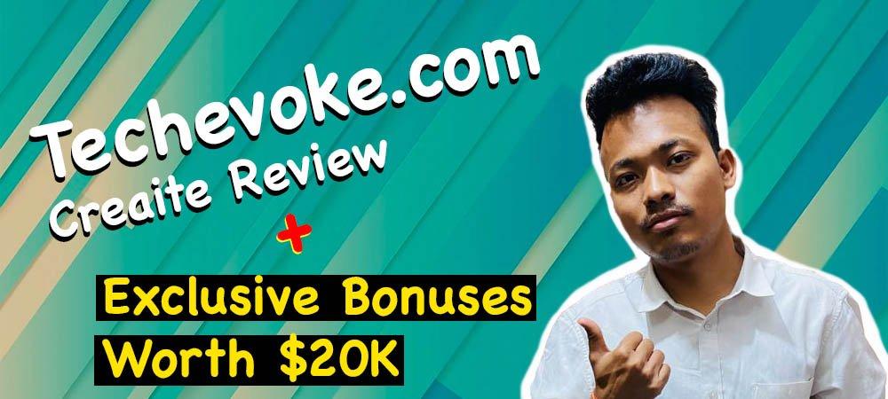 Creaite Review, Huge $5K Bonuses, Practical Benefits, OTO Details