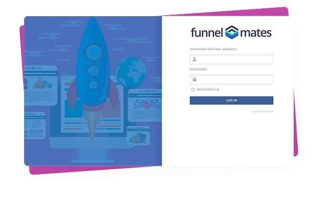 funnelmates no hosting required