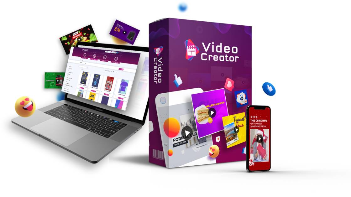 VideoCreator In-Depth Review | Huge $5.6K Bonuses | Discount + OTO Info | The Most Powerful Video Animation Suite